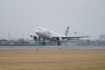 FRTさんが、松山空港で撮影したスカイ・アンコール・エアラインズ A320-212の航空フォト(飛行機 写真・画像)