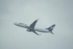FRTさんが、福岡空港で撮影したスカイマーク 737-8ALの航空フォト(飛行機 写真・画像)