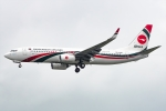 Ariesさんが、シンガポール・チャンギ国際空港で撮影したビーマン・バングラデシュ航空 737-8E9の航空フォト(写真)
