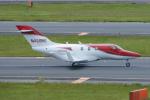 T.sさんが、成田国際空港で撮影したホンダ・エアクラフト・カンパニー HA-420の航空フォト(写真)
