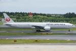 T.sさんが、成田国際空港で撮影した日本航空 777-346/ERの航空フォト(写真)