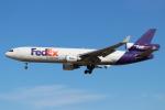 OMAさんが、成田国際空港で撮影したフェデックス・エクスプレス MD-11Fの航空フォト(写真)