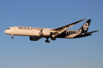 OMAさんが、成田国際空港で撮影したニュージーランド航空 787-9の航空フォト(飛行機 写真・画像)