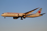 OMAさんが、成田国際空港で撮影したエア・カナダ 787-9の航空フォト(飛行機 写真・画像)