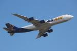 OMAさんが、成田国際空港で撮影したアトラス航空 747-87UF/SCDの航空フォト(飛行機 写真・画像)