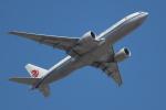 OMAさんが、成田国際空港で撮影した中国国際貨運航空 777-FFTの航空フォト(飛行機 写真・画像)
