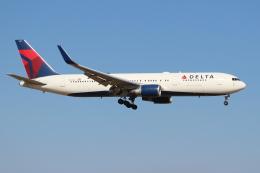 OMAさんが、成田国際空港で撮影したデルタ航空 767-324/ERの航空フォト(写真)