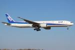 OMAさんが、成田国際空港で撮影した全日空 777-381/ERの航空フォト(写真)