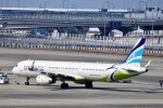 T.Sazenさんが、関西国際空港で撮影したエアプサン A321-231の航空フォト(飛行機 写真・画像)