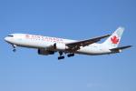 OMAさんが、成田国際空港で撮影したエア・カナダ 767-375/ERの航空フォト(飛行機 写真・画像)