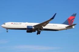 OMAさんが、成田国際空港で撮影したデルタ航空 767-3P6/ERの航空フォト(写真)