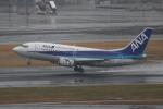 OMAさんが、羽田空港で撮影したANAウイングス 737-54Kの航空フォト(飛行機 写真・画像)