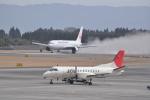 M.Ochiaiさんが、鹿児島空港で撮影した日本エアコミューター 340Bの航空フォト(写真)