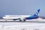 Ruuuuさんが、新千歳空港で撮影したアジア・アトランティック・エアラインズ 767-322/ERの航空フォト(写真)