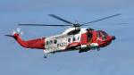 Echo-Kiloさんが、ブレイ・アイルランド / Bray, Irelandで撮影したIrish Coast Guard S-61N MkIIの航空フォト(写真)