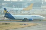 cassiopeiaさんが、シンガポール・チャンギ国際空港で撮影したKマイル エア 737-43Q(SF)の航空フォト(写真)