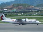 ken1☆MYJさんが、ジャクソン国際空港で撮影したニューギニア航空 DHC-8-311 Dash 8の航空フォト(写真)