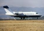 kumagorouさんが、仙台空港で撮影したskyserv Co. CL-600-2B16 Challenger 601-3Rの航空フォト(写真)