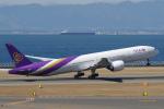 yabyanさんが、中部国際空港で撮影したタイ国際航空 777-3AL/ERの航空フォト(写真)