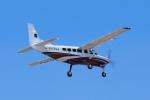 yabyanさんが、中部国際空港で撮影したアジア航測 208 Caravan Iの航空フォト(飛行機 写真・画像)