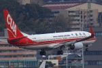 HISAHIさんが、福岡空港で撮影した中国聯合航空 737-89Pの航空フォト(写真)