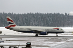 菊池 正人さんが、オスロ国際空港で撮影したブリティッシュ・エアウェイズ A320-232の航空フォト(写真)