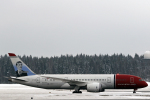 菊池 正人さんが、オスロ国際空港で撮影したノルウェー・エアシャトル・ロングホール 787-8 Dreamlinerの航空フォト(写真)