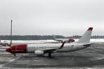 菊池 正人さんが、オスロ国際空港で撮影したノルウェー・エア・インターナショナル 737-8JPの航空フォト(写真)