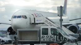 lufthansa9919さんが、シュトゥットガルト空港で撮影したデルタ航空 767-432/ERの航空フォト(飛行機 写真・画像)