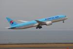 じゃりんこさんが、中部国際空港で撮影した大韓航空 787-9の航空フォト(写真)