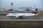 武彩航空公司(むさいえあ)さんが、アタテュルク国際空港で撮影したルフトハンザドイツ航空 A320-214の航空フォト(写真)
