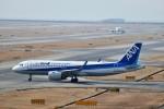 JA946さんが、関西国際空港で撮影した全日空 A320-271Nの航空フォト(写真)