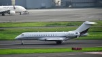 westtowerさんが、羽田空港で撮影したネットジェッツ・エイビエーション BD-700-1A10 Global 6000の航空フォト(写真)
