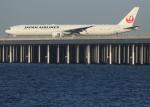tuckerさんが、羽田空港で撮影した日本航空 777-346/ERの航空フォト(写真)