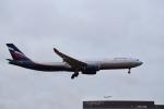 @たかひろさんが、成田国際空港で撮影したアエロフロート・ロシア航空 A330-343Xの航空フォト(写真)