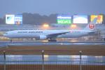 板付蒲鉾さんが、福岡空港で撮影した日本航空 777-346の航空フォト(写真)