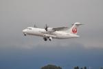M.Ochiaiさんが、鹿児島空港で撮影した日本エアコミューター ATR-42-600の航空フォト(写真)