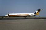 Gambardierさんが、新潟空港で撮影した日本エアシステム MD-87 (DC-9-87)の航空フォト(写真)