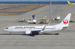 yabyanさんが、中部国際空港で撮影した日本航空 737-846の航空フォト(飛行機 写真・画像)