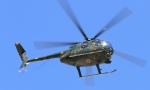 Aki-001さんが、名古屋飛行場で撮影した陸上自衛隊 OH-6Dの航空フォト(写真)