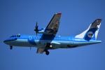 @たかひろさんが、伊丹空港で撮影した天草エアライン ATR-42-600の航空フォト(写真)