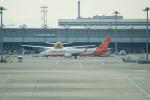 FRTさんが、関西国際空港で撮影したチェジュ航空 737-83Nの航空フォト(飛行機 写真・画像)