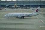 FRTさんが、関西国際空港で撮影した中国東方航空 737-89Pの航空フォト(飛行機 写真・画像)