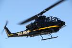 ゴンタさんが、Las Vegasで撮影した不明 AH-1Fの航空フォト(写真)