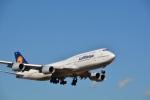 @OKBさんが、成田国際空港で撮影したルフトハンザドイツ航空 747-230F/SCDの航空フォト(写真)