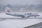 kumagorouさんが、山形空港で撮影したジェイ・エア ERJ-170-100 (ERJ-170STD)の航空フォト(飛行機 写真・画像)