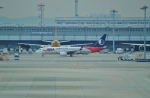 FRTさんが、関西国際空港で撮影した山東航空 737-85Nの航空フォト(飛行機 写真・画像)