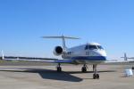 なまくら はげるさんが、入間飛行場で撮影した航空自衛隊 U-4 Gulfstream IV (G-IV-MPA)の航空フォト(写真)