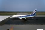 Gambardierさんが、新潟空港で撮影した全日空 737-281/Advの航空フォト(写真)