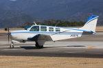 korosukeさんが、南紀白浜空港で撮影した日本個人所有 A36 Bonanza 36の航空フォト(写真)
